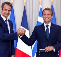 اليونان وفرنسا تقيمان تحالفا بحريا مستقلا