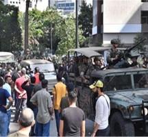 حصيلة قتلى اشتباكات لبنان