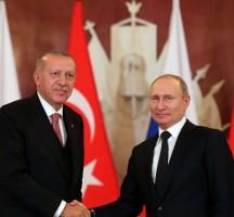 هل لدى روسيا علاقات جيدة مع تركيا؟